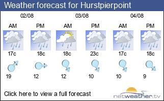 Weather forecast for Hurstpierpoint