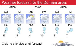 Local forecast